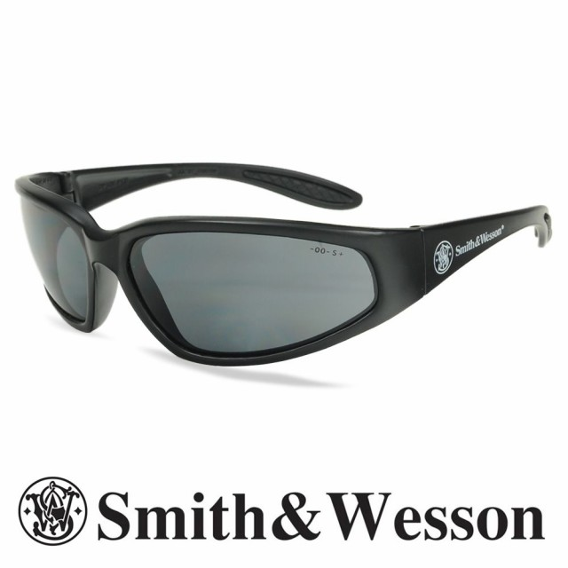 S&W シューティンググラス 38スペシャル ブラック...