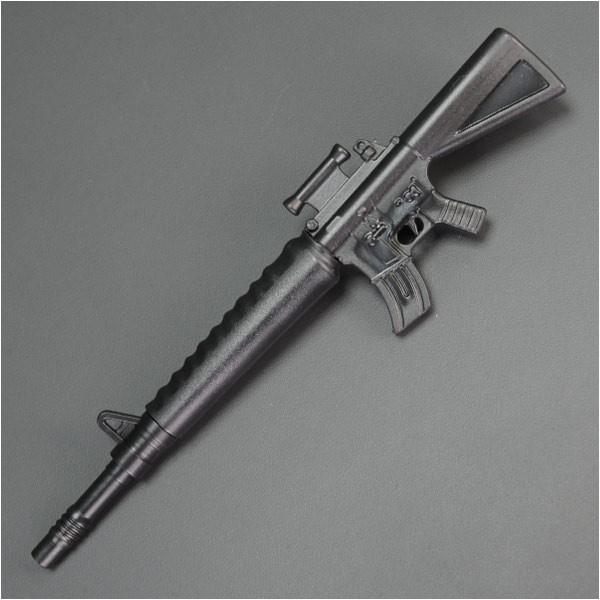 ボールペン M16 アサルトライフル型 [ ブラック ]...
