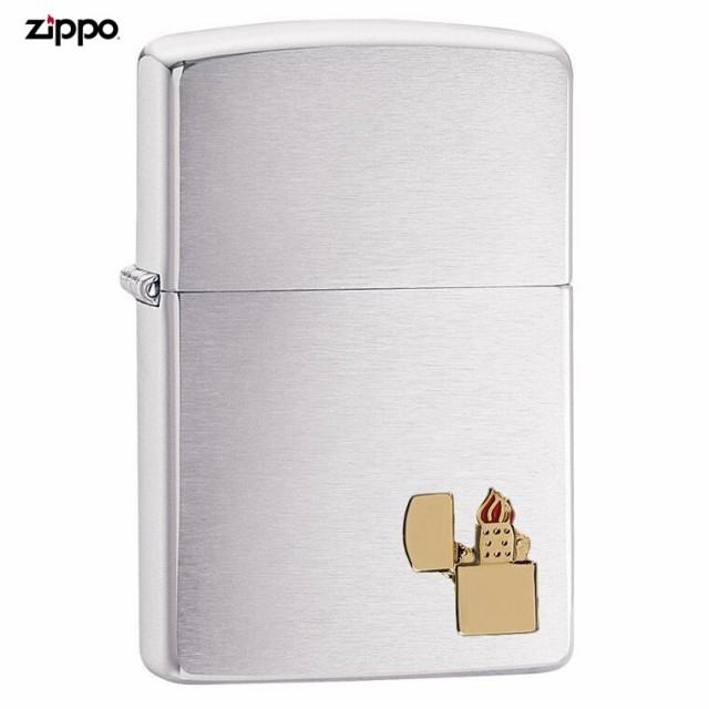 ZIPPO クラシック #29102 エンブレム ワンポイン...