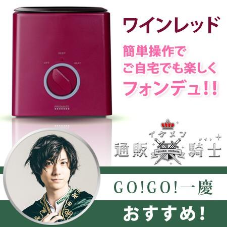 フォンデュブロック【ワインレッド・GO!GO!一慶...
