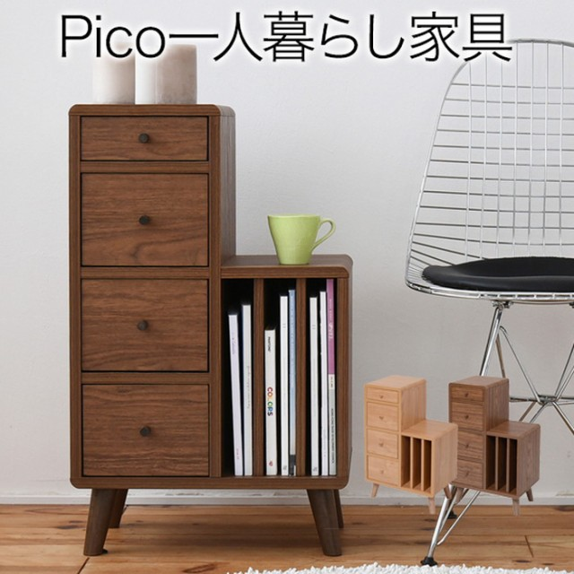 pico series chest rack ブラウン jk-fap-0009-br...