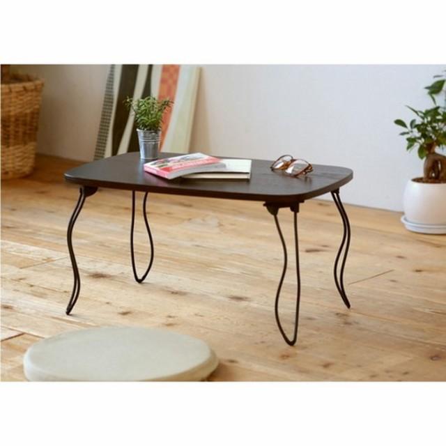 ウッドテーブル 木目 テーブル 高級感 na-nk-640 ...