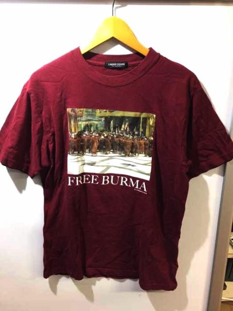 UNDERCOVER(アンダーカバー)FREE BURMA TEE メ...