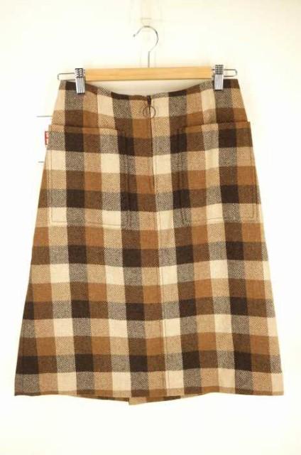 アダムエロペ Adam et Rope スカート サイズ38 レ...