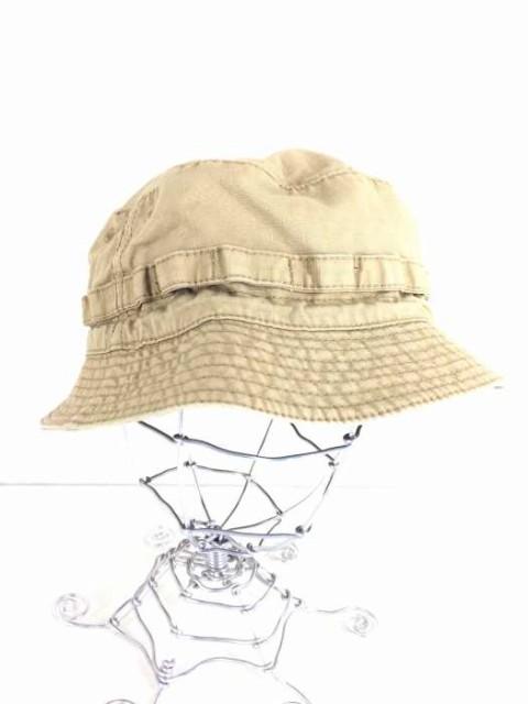 マナスタッシュ MANASTASH ハット帽子 サイズ表記...