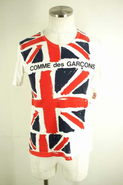 コムデギャルソン COMME des GARCONS クルーネックTシャツ サイズS メンズ 【中古】【ブランド古着バズストア】