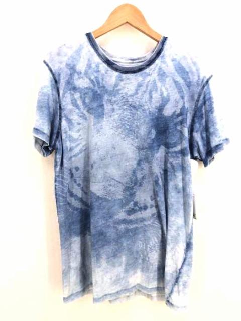 ディーゼル DIESEL クルーネックTシャツ サイズJP...