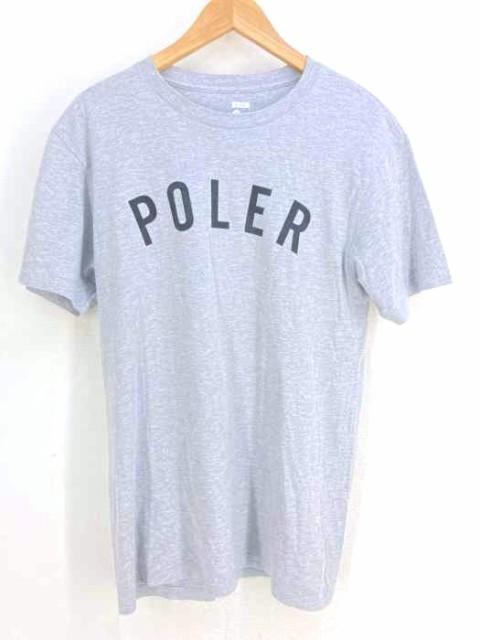 ポーラー POLeR クルーネックTシャツ サイズJPN:...