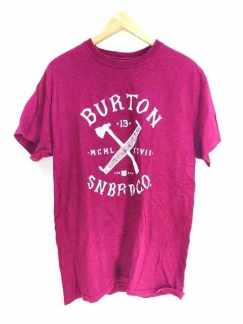 バートン BURTON クルーネックTシャツ サイズJPN...