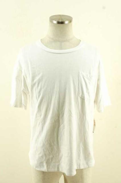 Champion(チャンピオン) 袖ワッペン刺繍Tシャツ M...