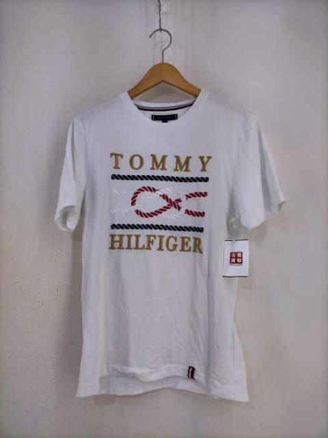 トミーヒルフィガー TOMMY HILFIGER クルーネック...