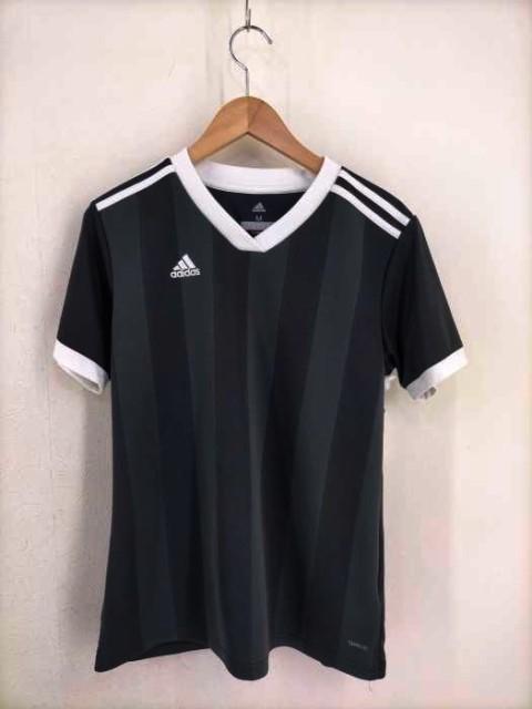 アディダス adidas VネックTシャツ サイズJPN:M ...