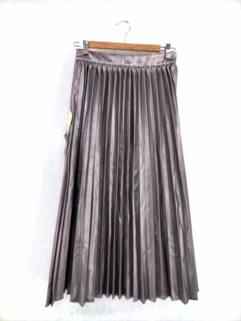 グレイル GRL プリーツスカート サイズJPN:L レ...