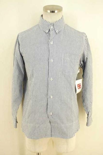 ブルコ BLUCO ワークシャツ サイズJPN:M メンズ ...