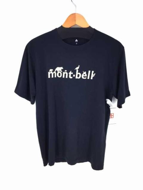 モンベル mont bell クルーネックTシャツ サイズJ...