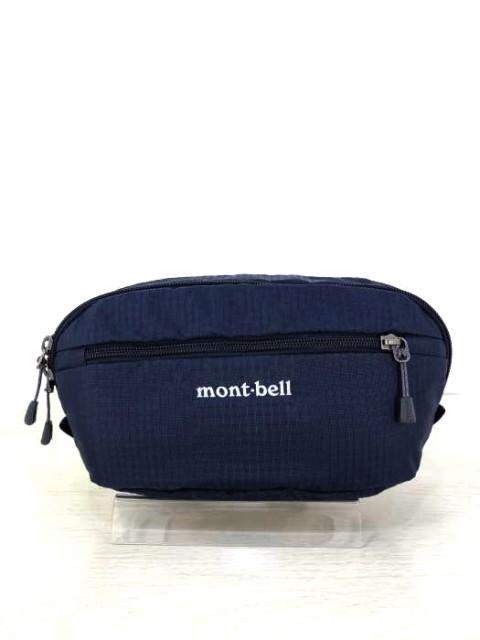 モンベル mont bell ボディバッグ サイズ表記無 ...