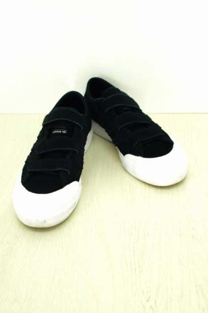adidas(アディダス) MATCHCOURT CF サイズ[22.5cm] レディース スニーカー 【中古】【ブランド古着バズストア】【171017】