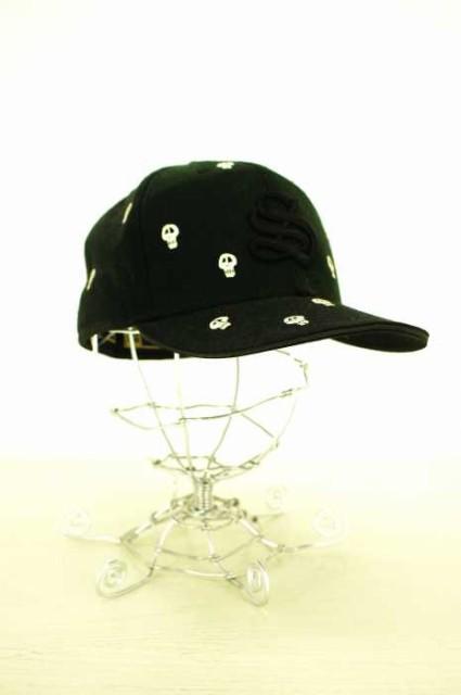 ステューシー STUSSY キャップ帽子 サイズ7 1/2 ...