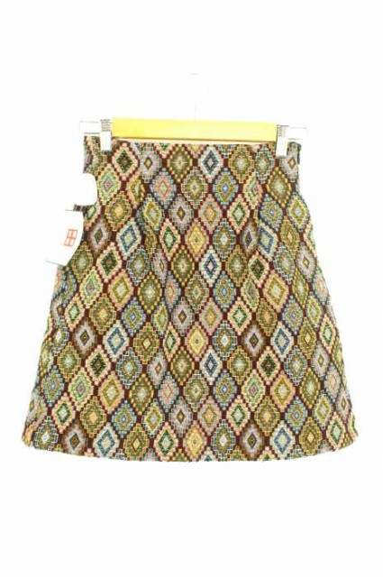 ミスティーウーマン mysty woman スカート サイズ...