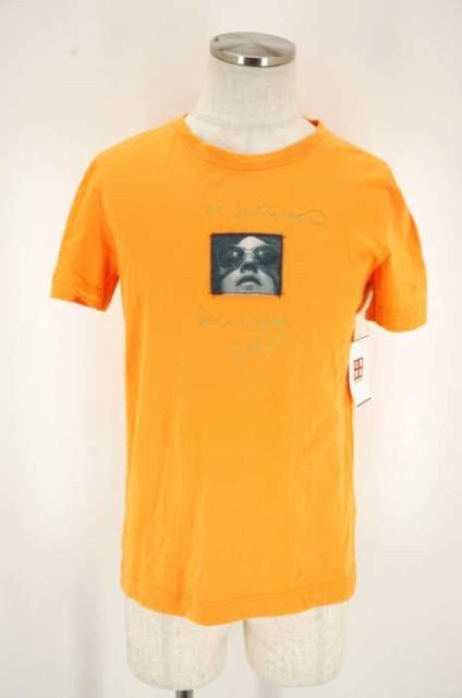 Paul Smith(ポールスミス) パッチ刺繍Tシャツ サ...