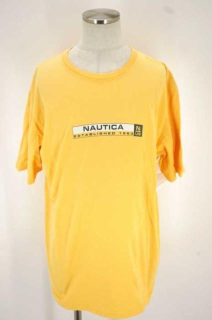 NAUTICA(ノーティカ) クルーネックプリントTシャ...