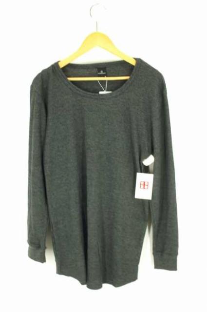 MONO-MART(モノマート) UネックTシャツ サイズJ...