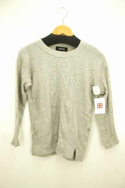 ズッカ ZUCCa クルーネックTシャツ サイズJPN:M ...