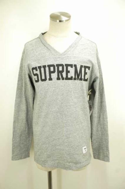Supreme(シュプリーム) フロントロゴ フットボー...