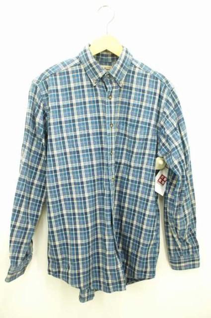 エルエルビーン L.L.Bean ネルシャツ サイズ表記...
