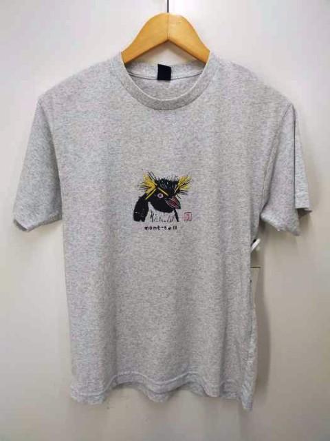 モンベル mont bell クルーネックTシャツ サイズX...