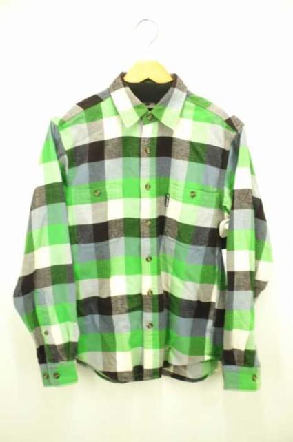 コロンビア Columbia ネルシャツ サイズS メンズ ...