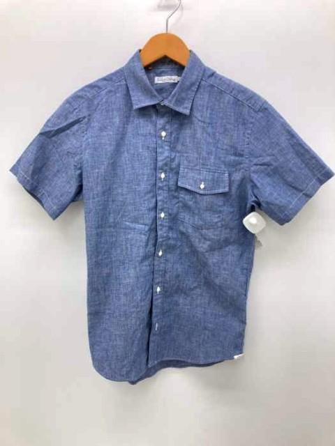デラックス DELUXE CLOTHING シャンブレーシャツ ...
