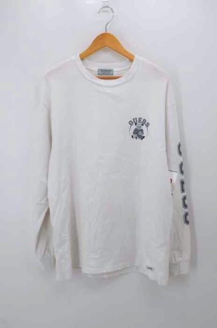 ゲスジーンズ GUESS JEANS クルーネックTシャツ ...