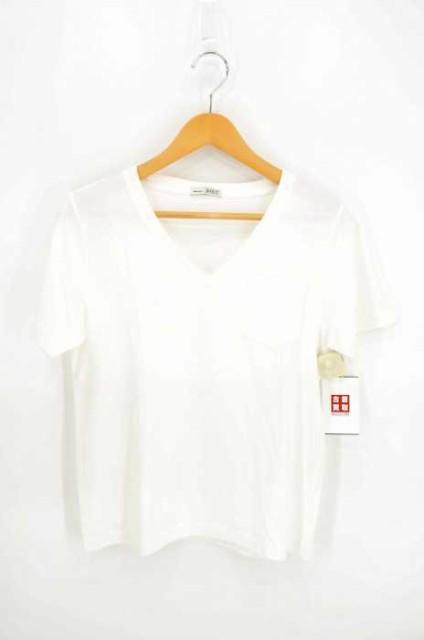 ニコアンド Niko and... VネックTシャツ サイズ表...