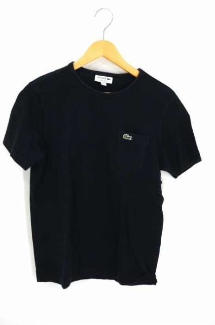 ラコステ LACOSTE クルーネックTシャツ サイズimp...