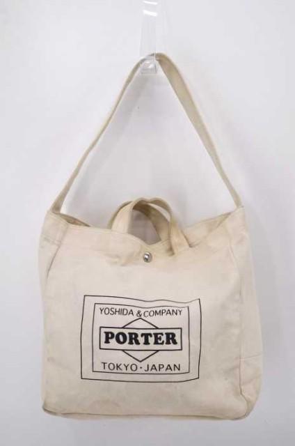 ポーター PORTER × LOWERCASE ショルダーバッグ ...