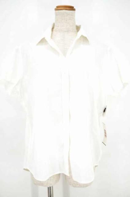 coen(コーエン) 綿麻2WAYシャツ サイズ[M] レディ...