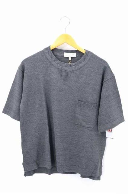 アレフルード A(LefRUDE)E クルーネックTシャツ ...
