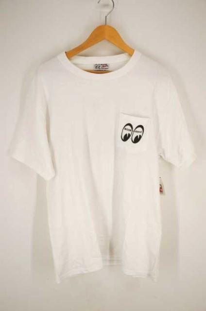 MOON (ムーン) クルーネックTシャツ サイズL メ...