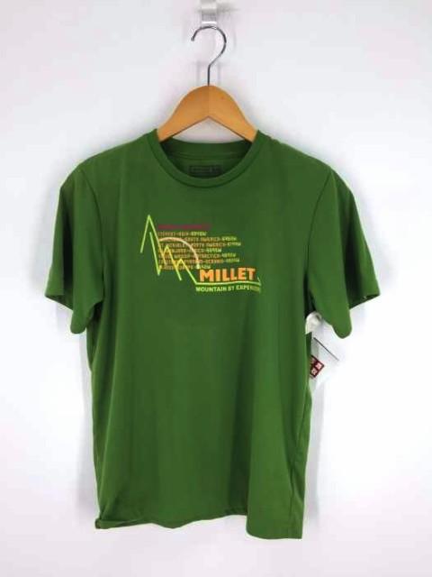 ミレー MILLET クルーネックTシャツ サイズJPN:M...
