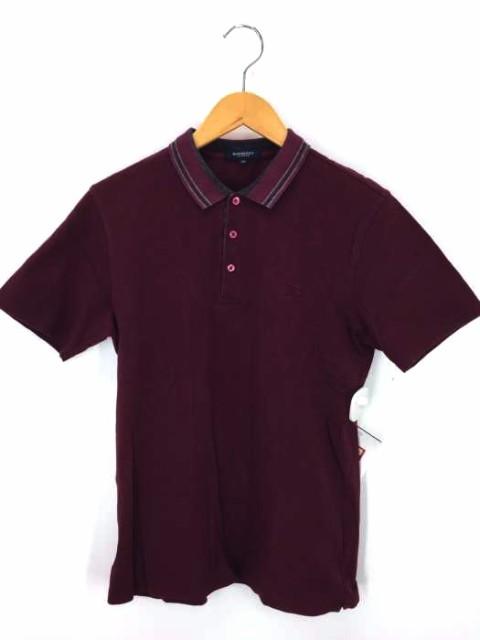 バーバリーロンドン BURBERRY LONDON ポロシャツ ...