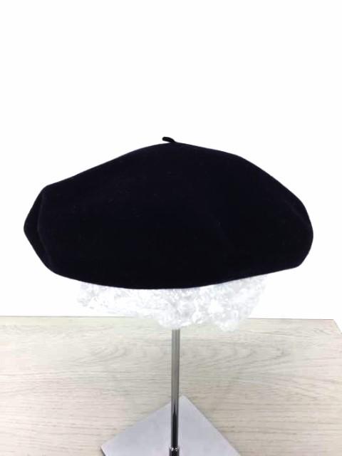 ユーズドフルギ USED古着 ベレー帽子 サイズ9 1/2...