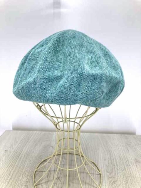 カシラ CA4LA ベレー帽子 サイズ表記無 レディー...