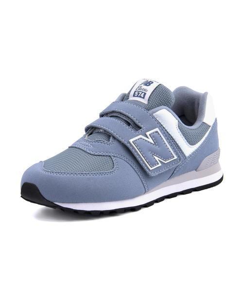 new balance(ニューバランス) YV574 キッズスニー...