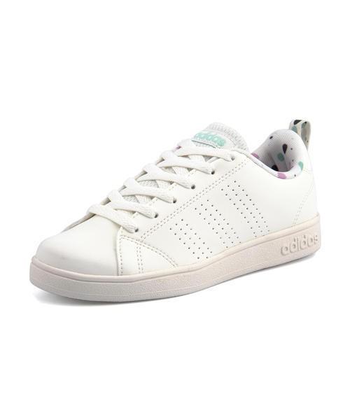 adidas(アディダス) VALCLEAN2 K キッズスニーカ...