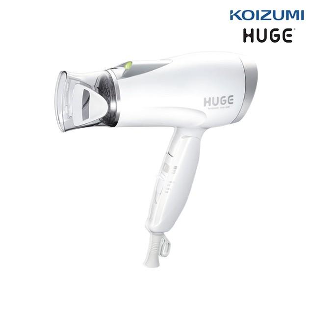 《マイナスイオンドライヤー KHD-1285/W》