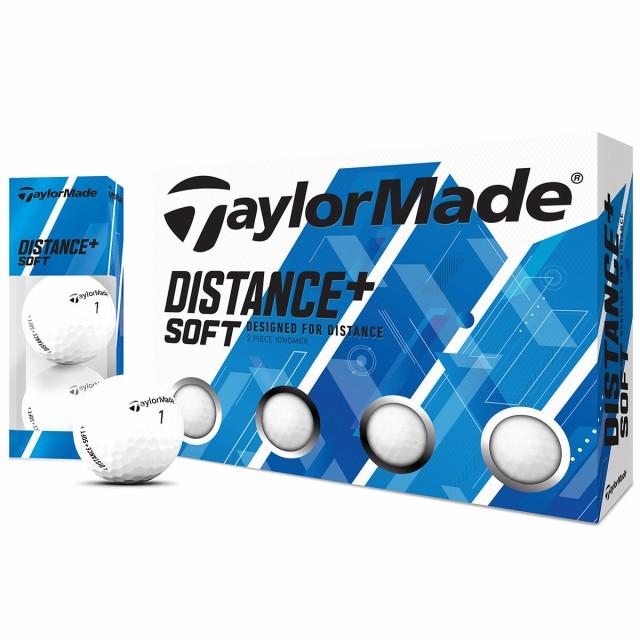 テーラーメイド DISTANCE+ Distance+Soft ボー...
