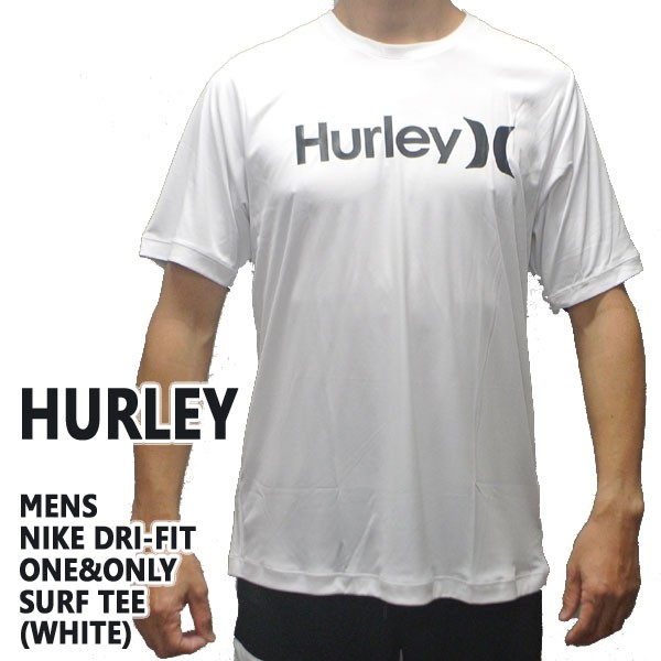 HURLEY/ハーレー NIKE DRI-FIT ONE & ONLY 半袖サ...