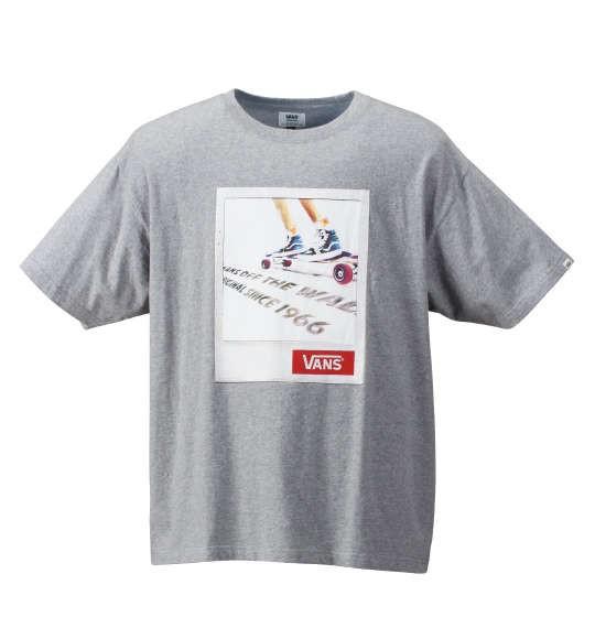 【大きいサイズ】【メンズ】 VANS 半袖Tシャツ モ...