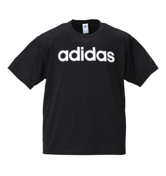 【大きいサイズ】【メンズ】 adidas リニアロゴ半...